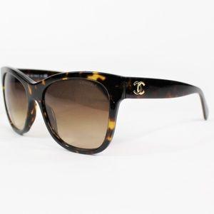 Chanel 5380 C.714 / S5 56 17 140 3N Square Havana